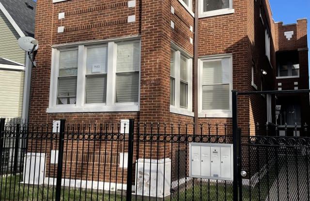 7553 South Evans Avenue - 7553 South Evans Avenue, Chicago, IL 60619
