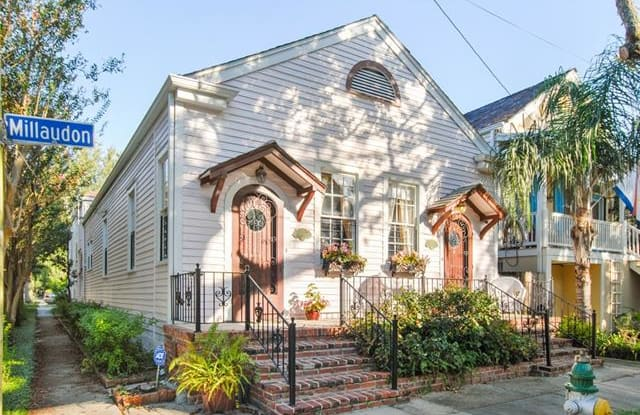 402 MILLAUDON Street - 402 Millaudon Street, New Orleans, LA 70118
