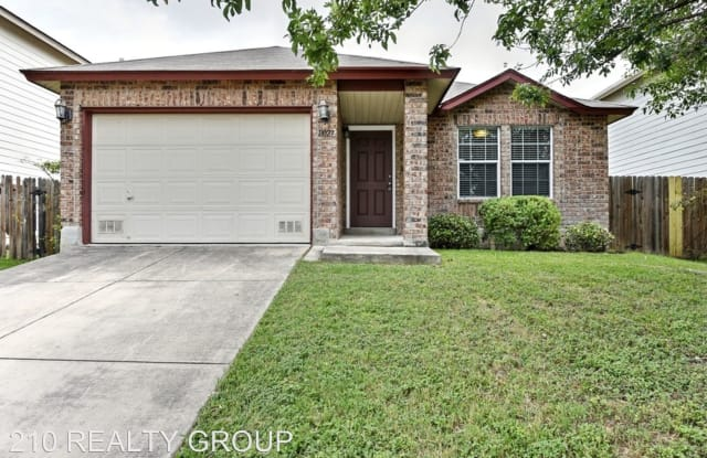 11027 STAGWOOD PASS - 11027 Stagwood Pass, Bexar County, TX 78254