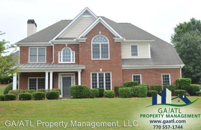 3953 Lost Oak Drive - 3953 Lost Oak Drive, Gwinnett County, GA 30519