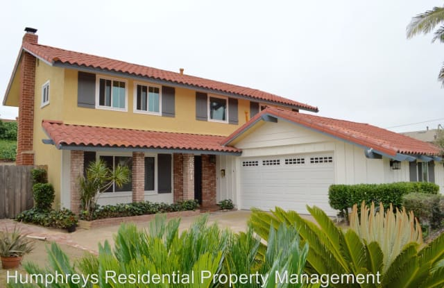 8571 Harwell Drive - 8571 Harwell Drive, San Diego, CA 92119