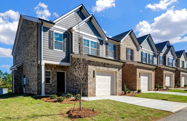 Residences at the Bluffs - 600 Waterstone Drive, Canton, GA 30114