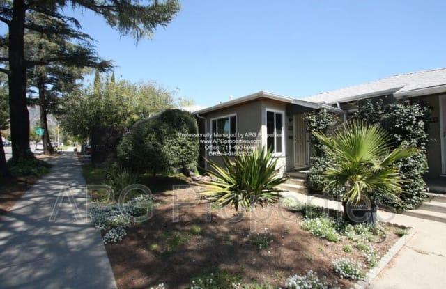 1570 N Allen Ave - 1570 Allen Avenue, Altadena, CA 91104