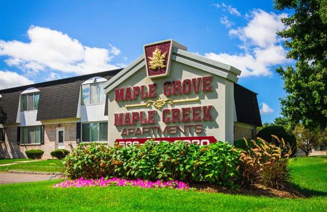 Maple Creek - 8600 Beech Dr, Sterling Heights, MI 48312