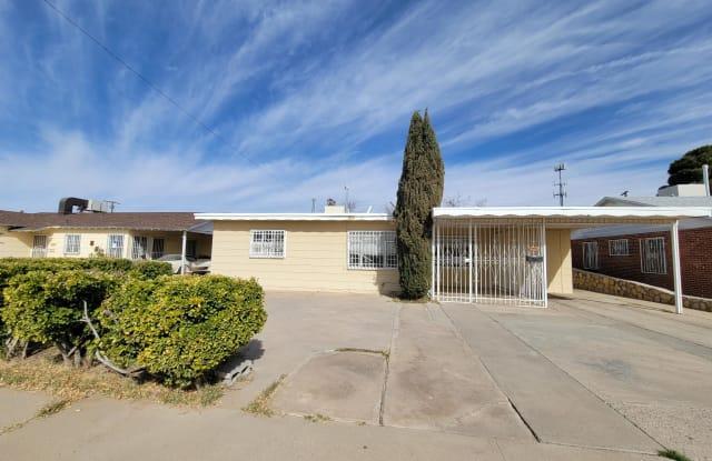 6535 MOHAWK Avenue - 6535 Mohawk Avenue, El Paso, TX 79925