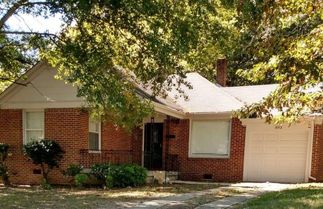 893 Parkhaven Ln. - 893 Parkhaven Lane, Memphis, TN 38111