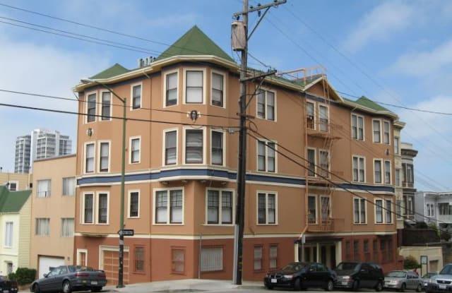 1190 Jackson Street - 1190 Jackson Street, San Francisco, CA 94133