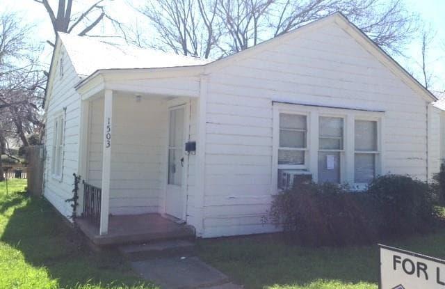 1503 Oakland Street - 1503 Oakland Street, Denton, TX 76201
