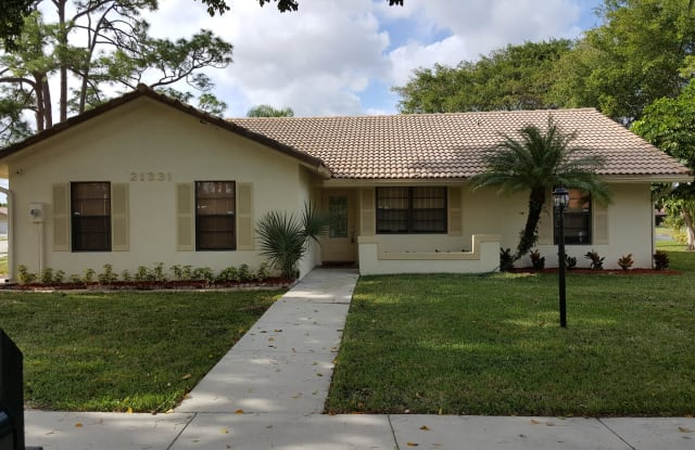 21331 Chinaberry Drive - 21331 Chinaberry Drive, Palm Beach County, FL 33428