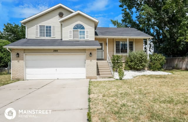 2816 West 4375 South - 2816 West 4375 South, Roy, UT 84067