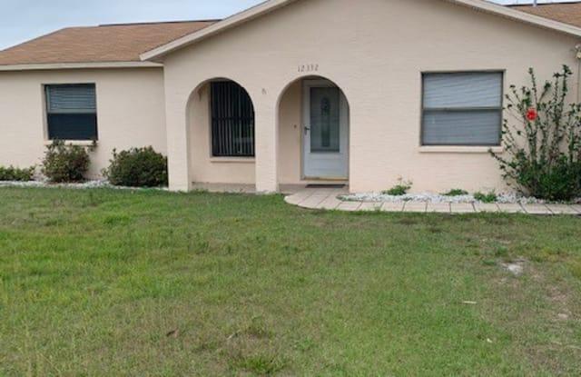 12332 Elmore Drive - 12332 Elmore Drive, Spring Hill, FL 34609