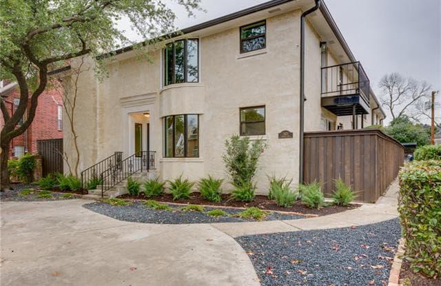 3420 Mcfarlin Boulevard - 3420 Mcfarlin Blvd, University Park, TX 75205