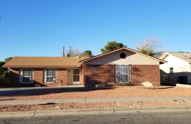 11365 BOB MITCHELL Drive - 11365 Bob Mitchell Drive, El Paso, TX 79936