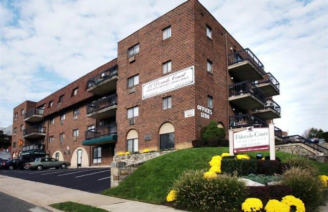Eldorado Court Apartments - 1200 Lincoln Ave, Prospect Park, PA 19076