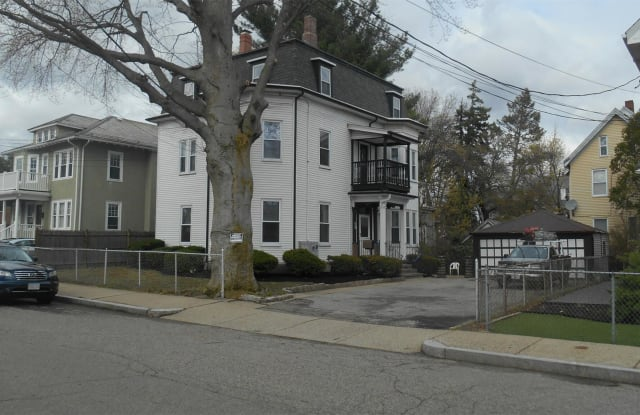 10 Peabody St., #1 - 10 Peabody Street, Newton, MA 02458