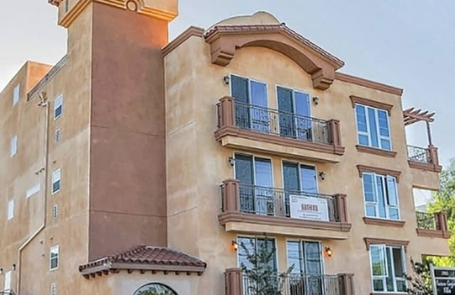 7901 Ventura Canyon - 7901 Ventura Canyon Avenue, Los Angeles, CA 91402
