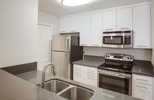 Villas of Pasadena Apartment Homes - 300 E Bellevue Dr, Pasadena, CA 91101