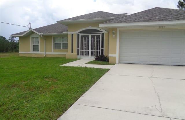1235 Cloplon ST E - 1235 Cloplon Street, Lehigh Acres, FL 33974