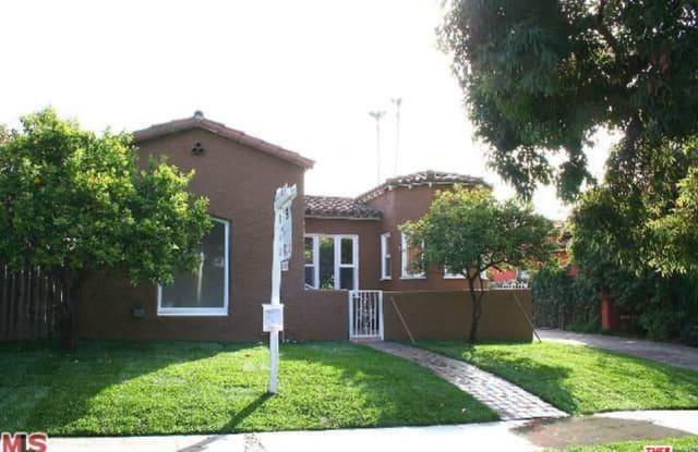 744 North ALTA VISTA - 744 N Alta Vista Blvd, Los Angeles, CA 90046