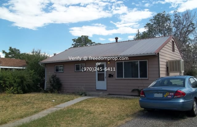 1755 Glenwood Ave - 1755 Glenwood Avenue, Grand Junction, CO 81501