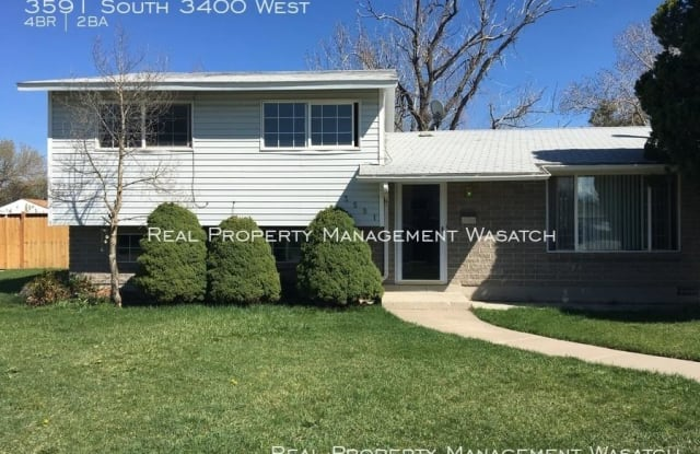 3591 South 3400 West - 3591 S 3400 W, West Valley City, UT 84119