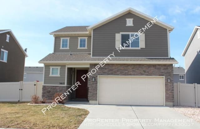 3612 S Clearwater Way - 3612 South Clearwater Way, Syracuse, UT 84075