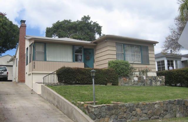 4624 Rolando Blvd. - 4624 Rolando Boulevard, San Diego, CA 92115