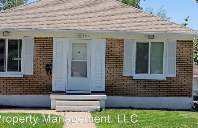 3353 Porter Ave - 3353 Porter Avenue, Ogden, UT 84403