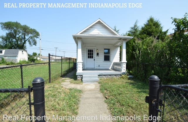934 Woodlawn Ave - 934 Woodlawn Avenue, Indianapolis, IN 46203