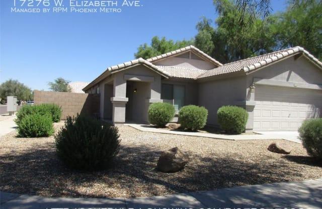 17276 W. Elizabeth Ave. - 17276 West Elizabeth Avenue, Goodyear, AZ 85338