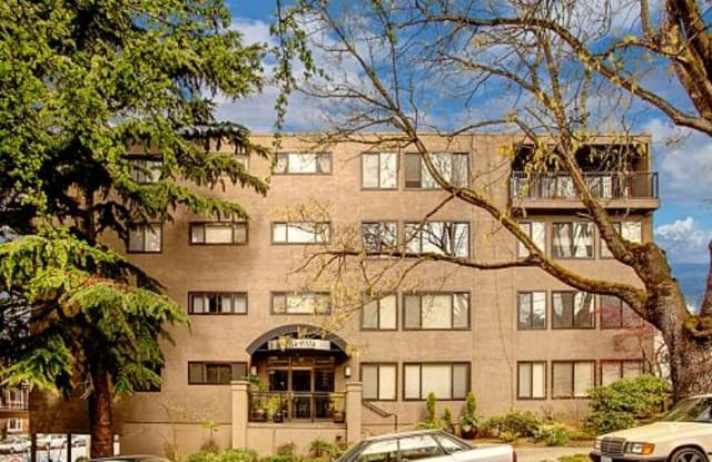 600 Bellevue Ave - 600 Bellevue Avenue East, Seattle, WA 98102
