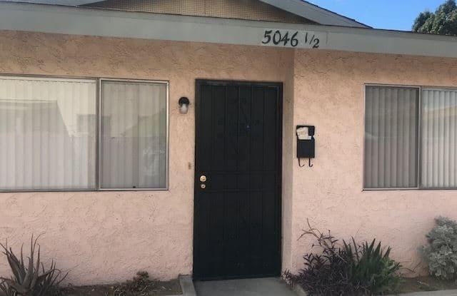 4748 1/2 Santa Ana St - 4748 1/2 Santa Ana St, Cudahy, CA 90201