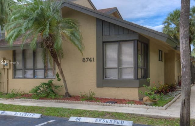 8741 Cleary Blvd - 8741 Cleary Boulevard, Plantation, FL 33324
