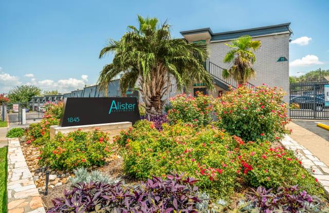 Alister Apartments - 1845 Burton Dr, Austin, TX 78741