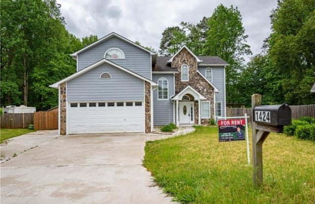 1424 Luther Way - 1424 Luther Way, Gwinnett County, GA 30043