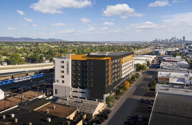 The Overland - 2065 South Cherokee Street, Denver, CO 80223