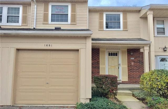 1691 Brentwood Drive - 1691 Brentwood Dr, Troy, MI 48098
