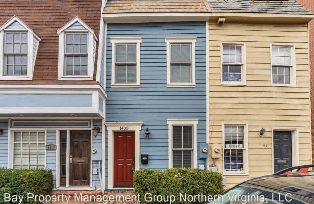 1433 DUKE STREET - 1433 Duke Street, Alexandria, VA 22314
