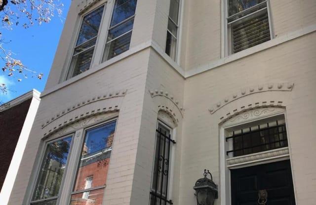 1321 33rd Street Northwest - 1 - 1321 33rd Street Northwest, Washington, DC 20007