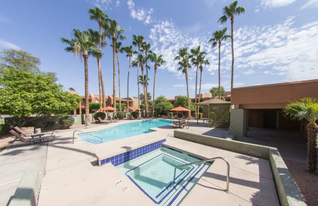 Regency Square Apartments - 2350 S Avenue B, Yuma, AZ 85364