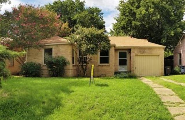 3408 Mission Street - 3408 Mission Street, Fort Worth, TX 76109