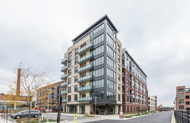 Porter St. Apartments - 1401 Porter Street, Baltimore, MD 21230