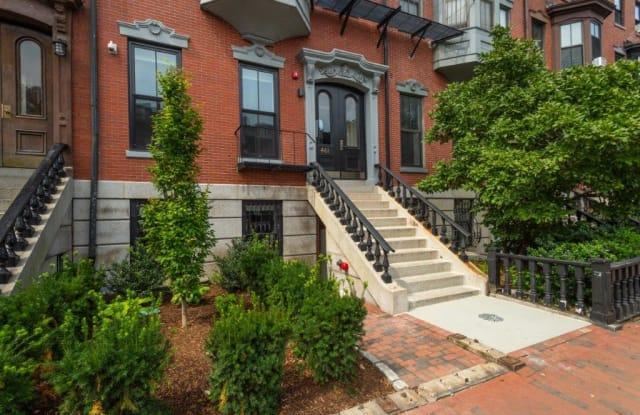 461 MASSACHUSETTS AVENUE - 461 Massachusetts Ave, Boston, MA 02118