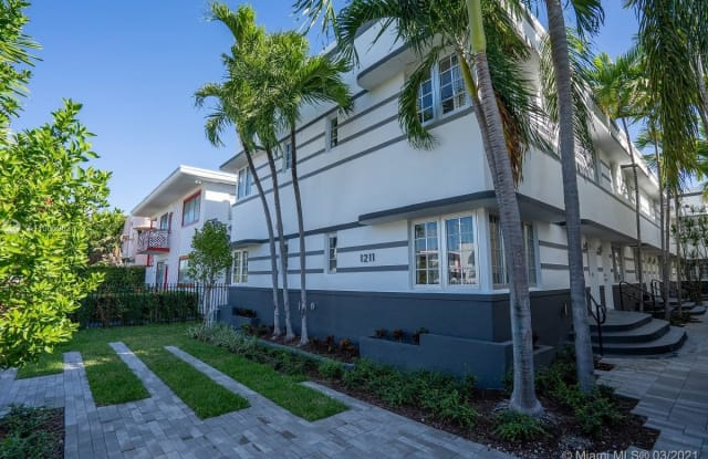 1211 Euclid Ave - 1211 Euclid Avenue, Miami Beach, FL 33139