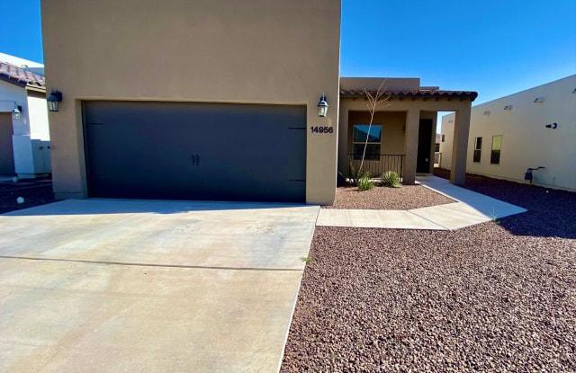 14956 WILLIE WORSLEY Avenue - 14956 Willie Worsley Avenue, El Paso, TX 79938