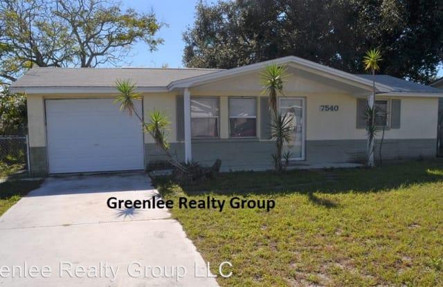 7540 Birchwood Dr - 7540 Birchwood Drive, Bayonet Point, FL 34668