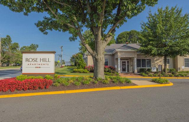 Rose Hill of Alexandria - 6198 Rose Hill Drive, Alexandria, VA 22310