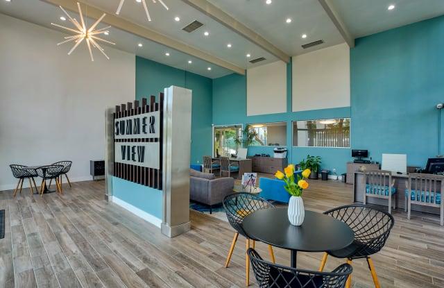 Summerview Beach Resort Luxury Apartments - 15353 Weddington St, Los Angeles, CA 91411