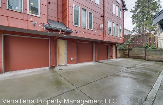 2116 S State St - 2116 South State Street, Seattle, WA 98144