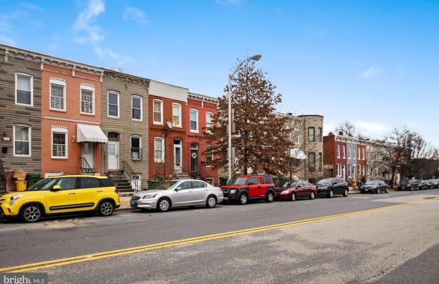 2829 HUNTINGDON AVENUE - 2829 Huntingdon Avenue, Baltimore, MD 21211